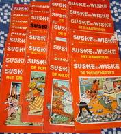 SUSKE En WISKE : Partij Van 27 Delen + 1 Plus. - Suske & Wiske
