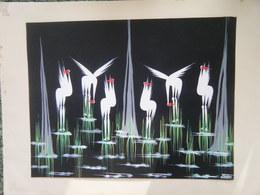 Gabie Jean Jacques - Artiste Peintre - Brazzaville - République Du Congo - Art Africain