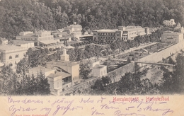 Herkulesbad Herkulesfurdo 1902 - Romania