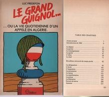 Guerre D'Algérie 1958-1960. Un Appelé Antimilitariste Au 403e Régiment D'Artillerie (4 Scannes) - Militair
