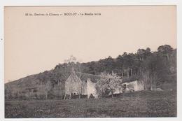 Moulot, Environs De Clamecy, Le Moulin Brûlé - France