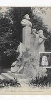 Carte Maximum 1944 Monument De Gounoud - Cartas Máxima