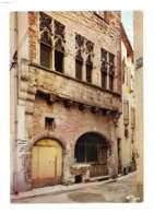 Cahors - Vieille Maison De La Rue Lastié Façade Du XIVe Siècle - 70 - Cahors