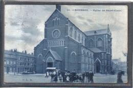 Carte Postale 59. Roubaix église Du Sacré Coeur Très Beau Plan - Roubaix