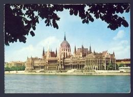 BUDAPEST  Parliament - Ungheria