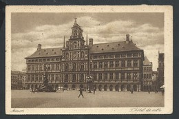 +++ CPA - ANTWERPEN  ANVERS - Hôtel De Ville   // - Antwerpen