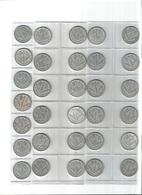 Lot 31  Pièces De Monnaie 2 Francs  L Bazor - France