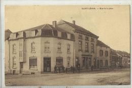 SAINT LEGER - Rue De La Place - Saint-Léger