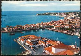 SAINT JEAN DE LUZ (B. Pyr.).- 1546 - Le Port. L'Ocean. La Pointe Ste. Barbe - Saint Jean De Luz