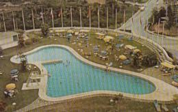 Venezuela Caracas Hotel Tamanaco Swimming Pool