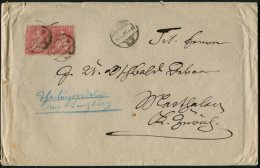 1870 Switzerland Cover - 1862-1881 Helvetia Assise (dentelés)