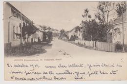 Cpa Brazil Bresil Joinville St Catharina 1904 - Florianópolis