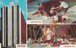 Maine Portland Sheraton Eastland Motor Hotel 1966 - Portland