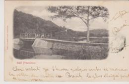 Cpa Brazil Bresil Santos Sao Francisco  1905 - Porto Alegre