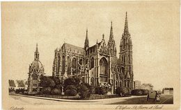 CPA - Belgique - Flandre Occidentale - Oostende - Ostende - Eglise SS. Pierre Et Paul - Oostende