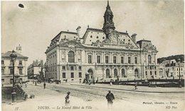 CPA - France - (37) Indre Et Loire - Tours - Le Nouvel Hôtel De Ville - Tours