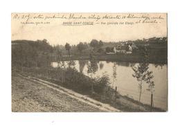 Rhode-Saint-Genèse.  -  Vue Générale Des Etangs (1907). - Rhode-St-Genèse - St-Genesius-Rode