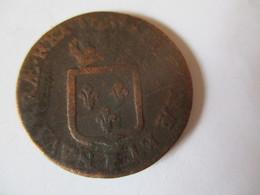 France: Louis XVI, Sol à L'écu 1784 BB (Strasbourg) - 987-1789 Monnaies Royales