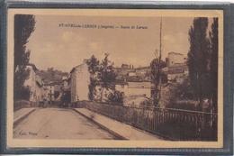 Carte Postale  12. St-Rome-de-Cernon  Route De Larzac  Très Beau Plan - France