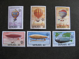 VANUATU: TB  Série N° 676 Au N° 681, Neufs XX. - Vanuatu (1980-...)