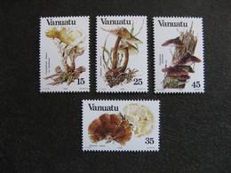 VANUATU: TB  Série N° 686 Au N° 689, Neufs XX. - Vanuatu (1980-...)