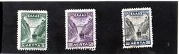 B - 1927 Grecia - Canale Di Corinto - Greece