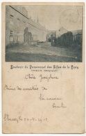 Theux Pensionnat Des Filles De La Croix Timbrée 1902 Vers Heusy Les Verviers - Theux