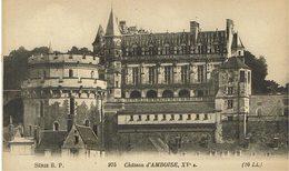 CPA - France - (37) Indre Et Loire - Amboise - Château D'Amboise - Amboise