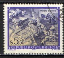 AUSTRIA - 1986 - PRIORATO DI SAN GEROLD - USATO - 1945-.... 2a Repubblica