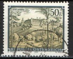 AUSTRIA - 1990 - CONVENTO DI VORAU - USATO - 1945-.... 2a Repubblica