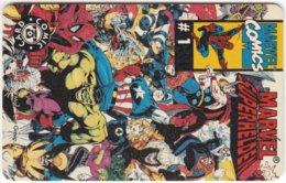 GERMANY S-Serie B-196 - Comics, Marvel (1306) - Used - Germany