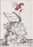 CPM - Illustration DESCLOZEAUX - Bicentenaire Révolution Française - Edition Nlles Images - Desclozeaux