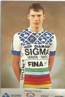 Wilfried Peeters Cyclisme - Cyclisme
