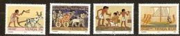 South Africa Du Sud Venda 1992 Yvertn° 241-244 *** MNH Cote 6,00 Euro Inventions Uitvindingen - Venda