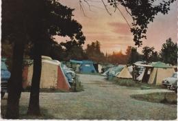 """Bs - Cpsm Kressbronn Am Bodensee - Camping Platz """"Iriswiese"""" - Tuebingen"""