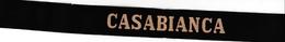 Casabianca - Escorteur D'escadre  - Ruban Légendé - Marine Navy - Boten