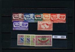 Jemen, Xx, Ex. 169 Ff - Sammlung Auf A5-Steckkarte - Yemen
