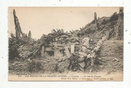 Cp , Militaria , Les Ruines De La Grande Guerre , 1914-18 , CRAONNE , Un Coin Du Plateau , Vierge - Guerra 1914-18