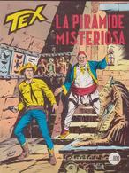 °°° Tex Tre Stelle La Piramide Misteriosa N.228-1983 °°° - Tex