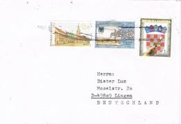 30261. Carta BJLOVAR (Croacia) Croatia 1995 To Germany - Croacia