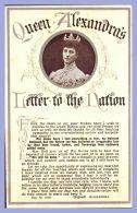 CPA - Famille Royale - 944. Queen Alexandra's - Koninklijke Families
