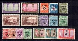 Algérie Maury N° 57/69, N° 86/87 Et N° 101 (2) Neufs *. B/TB. A Saisir! - Algeria (1924-1962)