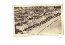 Cpa - 06 - NICE - HOTEL WEST END - Promenade Des Anglais -cliché C.A.F. - Nice