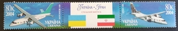 Ukraine   2004  Ukraine And Iran Aircraft - Ukraine