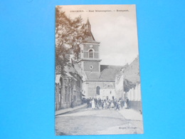 59 ) Orchies ( Rue Warocquier - Rempart -  Année 1908 - EDIT - Maigret - Orchies