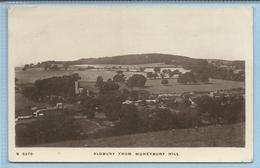 ALBURY FROM MONEYBURY HILL, HERTFORDSHIRE. [Ref.123] - Hertfordshire