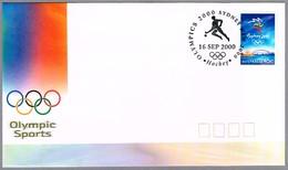 Juegos Olimpicos SYDNEY 2000 - HOCKEY. Sydney NSW 2000 - Hockey (Veld)