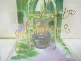 """LOLITA LEMPICKA  MINI  COLLECTOR """" JARDIN D'AMOUR """"  LIRE ET VOIR !!! - Miniatures Femmes (avec Boite)"""
