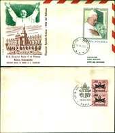 9713A) F.D.C.G.PAOLO II Dispaccio Speciale Krakova-10-6-79 - FDC