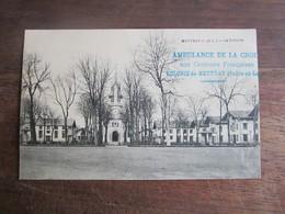 Cpa - Mettray - Indre Et Loire 37 - La Colonie (avec Tampon De Celle Ci) 1915 - Mettray